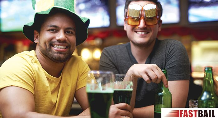 Stay Out Of Jail This Saint Patrick's Day
