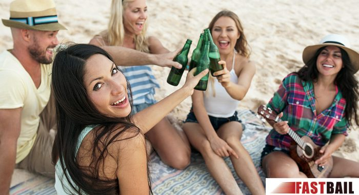Spring Break Is Here! Know What An Underage Drinking Charge Will Cost You